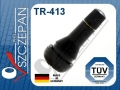 Black Valve TR 413 - 100 pcs ATS GERMAN
