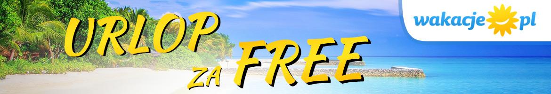 Urlop za free!